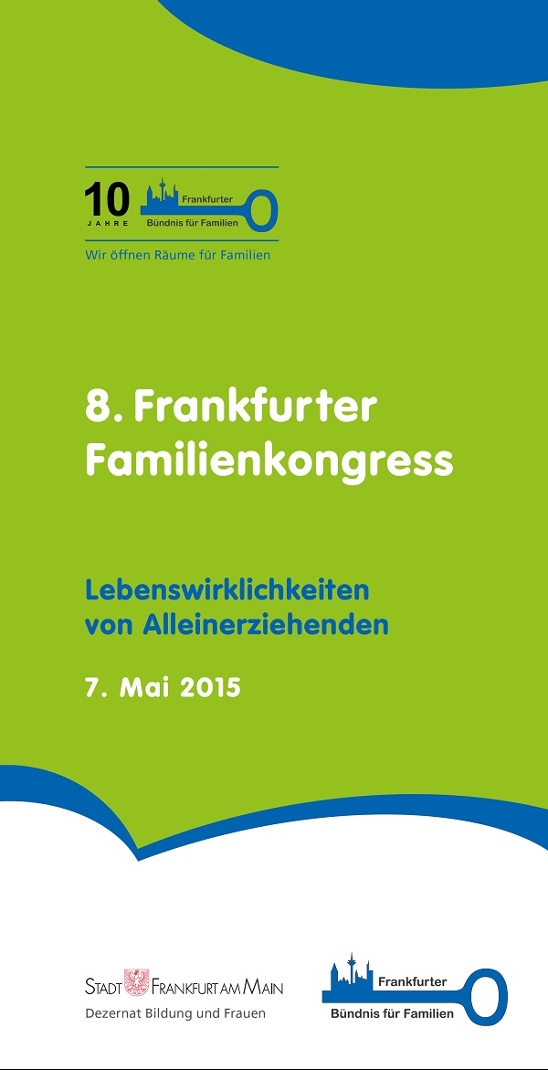 Kongress 2015 Flyer Cover